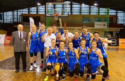 b3995492f AZS Uniwersytet Gdański wygrywa 1LK! 1 Liga Kobiet